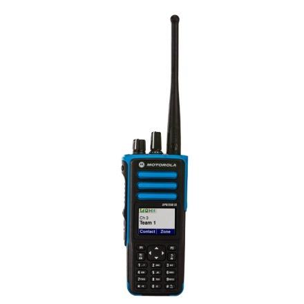 Motorola MOTOTRBO™ DP4801 Ex digitalna radio stanica